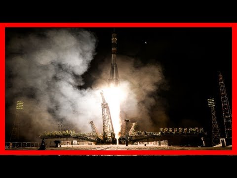 Breaking News | Russia's space agency says glitch in manned soyuz landing