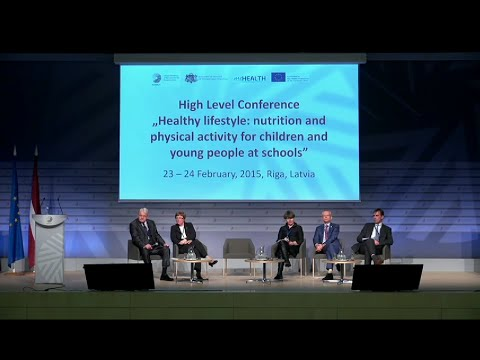 Panel III - The impact of enabling school environment in promotion of healthy lifestyle