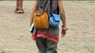 European Travel Skills: Avoiding Theft