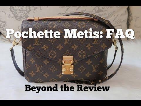 Louis Vuitton Pochette Metis: FAQ Beyond the Review
