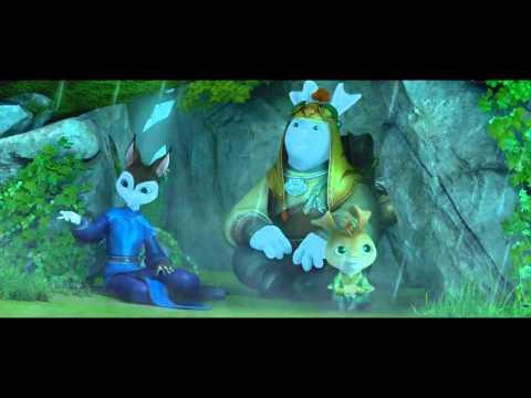 Кунг фу Кролик: Повелитель огня (песня из мультфильма) / Tu xia zhi qing li chuan shuo
