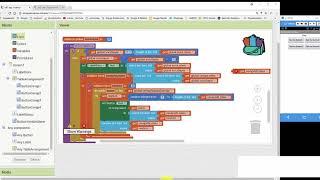 App Inventor ile Çoktan Seçmeli Sınav -2