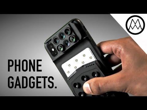 12 Smartphone Gadgets
