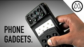 Download 12 Smartphone Gadgets you might not believe Existed. Mp3 and Videos