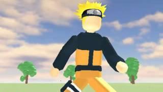 (ROBLOX) Naruto Shippuden Ultimate Ninja Storm Generations Trailer