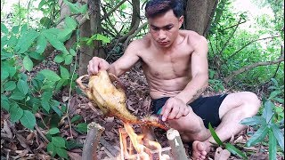 Wild Man Cook Duck with Secret Recipes / Eating Delicious