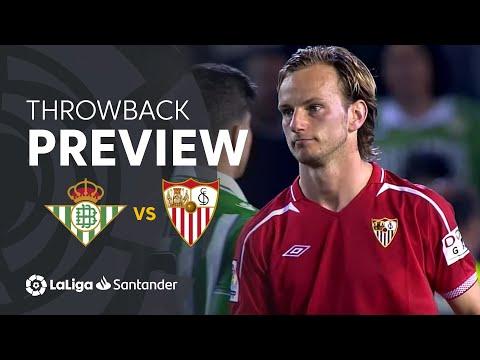 Throwback Preview: Real Betis Vs Sevilla FC (3-3)