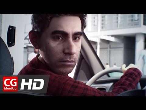 "CGI Sci-fi Short Film HD: ""ISOLATED Short Film"" by Tomas Vergara"