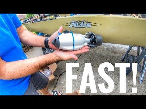 Bixpy Jet Motor Kit For Hobie Pedal Kayaks