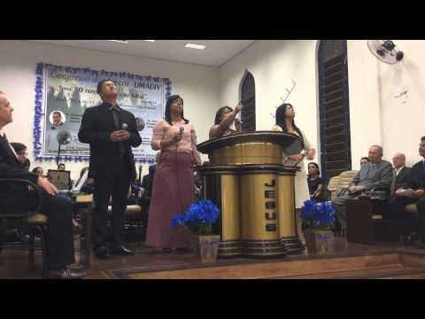 Quarteto Koinonia - Congresso UMADIV Ass. de Deus Ipiranga - Valparaíso-SP