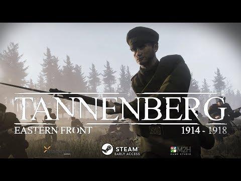 Tannenberg – Open Beta Release Trailer 2017