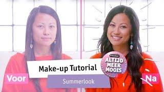 Summer look van Beauty by SN | Make-up Tutorial | Kruidvat