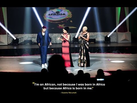 AFRIMA 3.0 Awards Ceremony 2016 Full Video