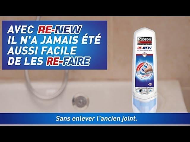 Renovation De Joints Rapide Et Facile Rubson Re New Youtube