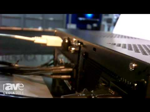 CEDIA 2014: CASATUNES Breaks down CT-8S Multi Room Streaming Products