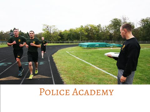 Police Academy at HCC