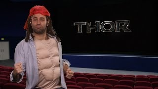 Thor: The Dark World Trailer Review: Yoni at the Trailers
