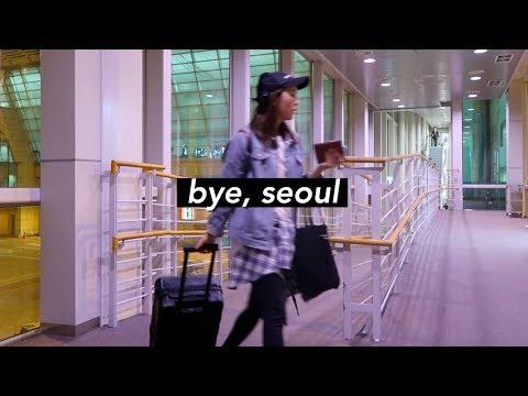 Traveling Again... Seoul to San Diego 💙
