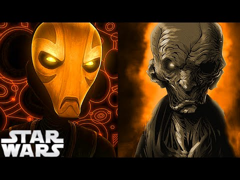 Snoke Is A Shaman Of The Ancient Whills - STAR WARS EXPLAINED (THEORY)