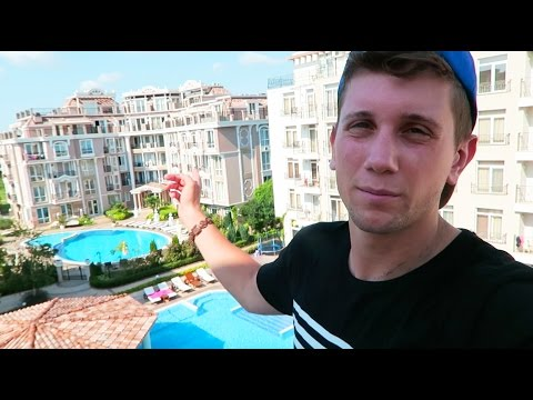SUNNY BEACH BULGARIA - THIS PLACE IS...