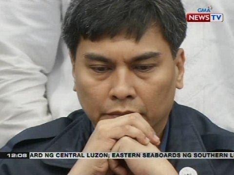 BT: P/Supt. Dumlao III, umalma nang pigiling umalis ng Camp Crame