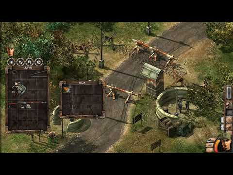 NEW Commandos 2 HD Remake Training Camp 1 Playing again after 19 years back |