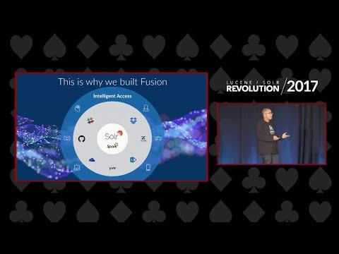 Lucene/Solr Revolution 2017 Opening Remarks