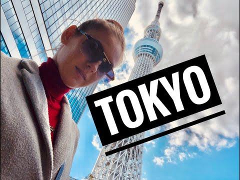 Дневник стюардессы. Токио.