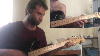 """""""King of the Bongo/Je ne t' aime plus"""" by Manu Chao - Electric Guitar Cover"""