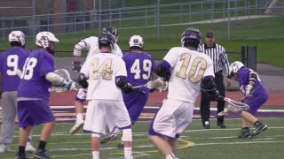 Baldwin Boys Lacrosse vs Plum 5-11-17
