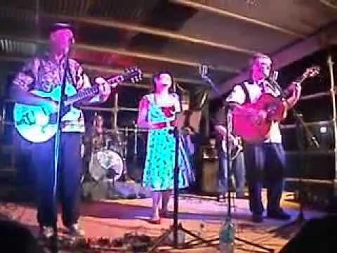 Stray Cat Strut - Cry Baby Jo Live at Fiji 2014 International Jazz n Blues Fest