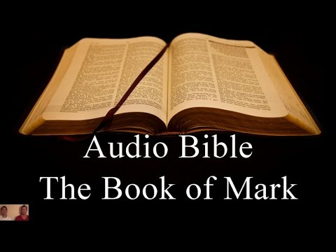 The Book of Mark - NIV Audio Holy Bible - High Quality and Best Speed - Book 41