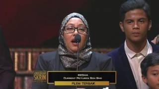 #ASK2016 | FILEM TERBAIK | Redha – Current Pictures Sdn Bhd