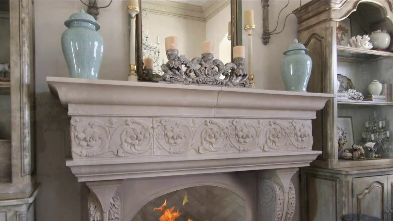 coralstone stone cast custommade com made coral by mantels custom fireplace