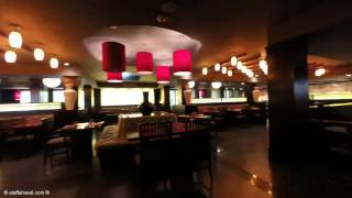 restaurant review tour at paradisus palma real all inclusive resort