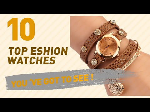 Mimgo Store Watches For Women // New & Popular 2017