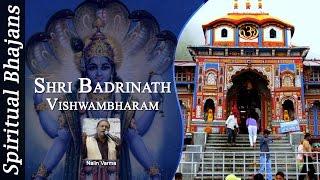 """""""Shri Badrinath Vishwambharam"""" Lyrics - Badri Narayan Aarti ( Shri Badrinath Full Songs )"""