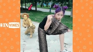 Funny videos 2018 ✦ Funny pranks try not to laugh challenge P34