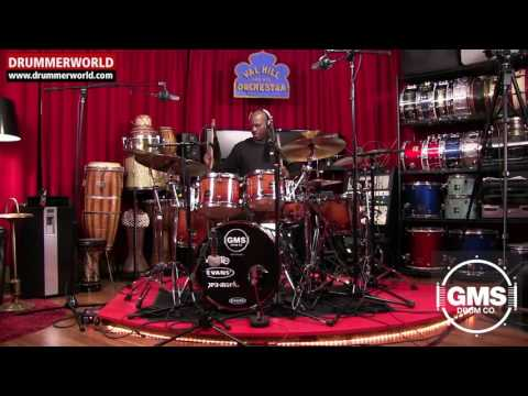 Nathaniel Townsley: Funky Drumming