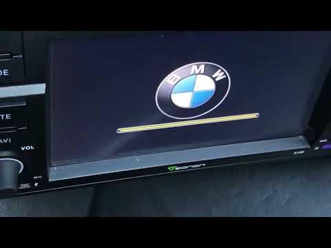 E46 BMW Eonon D5150 Wiring