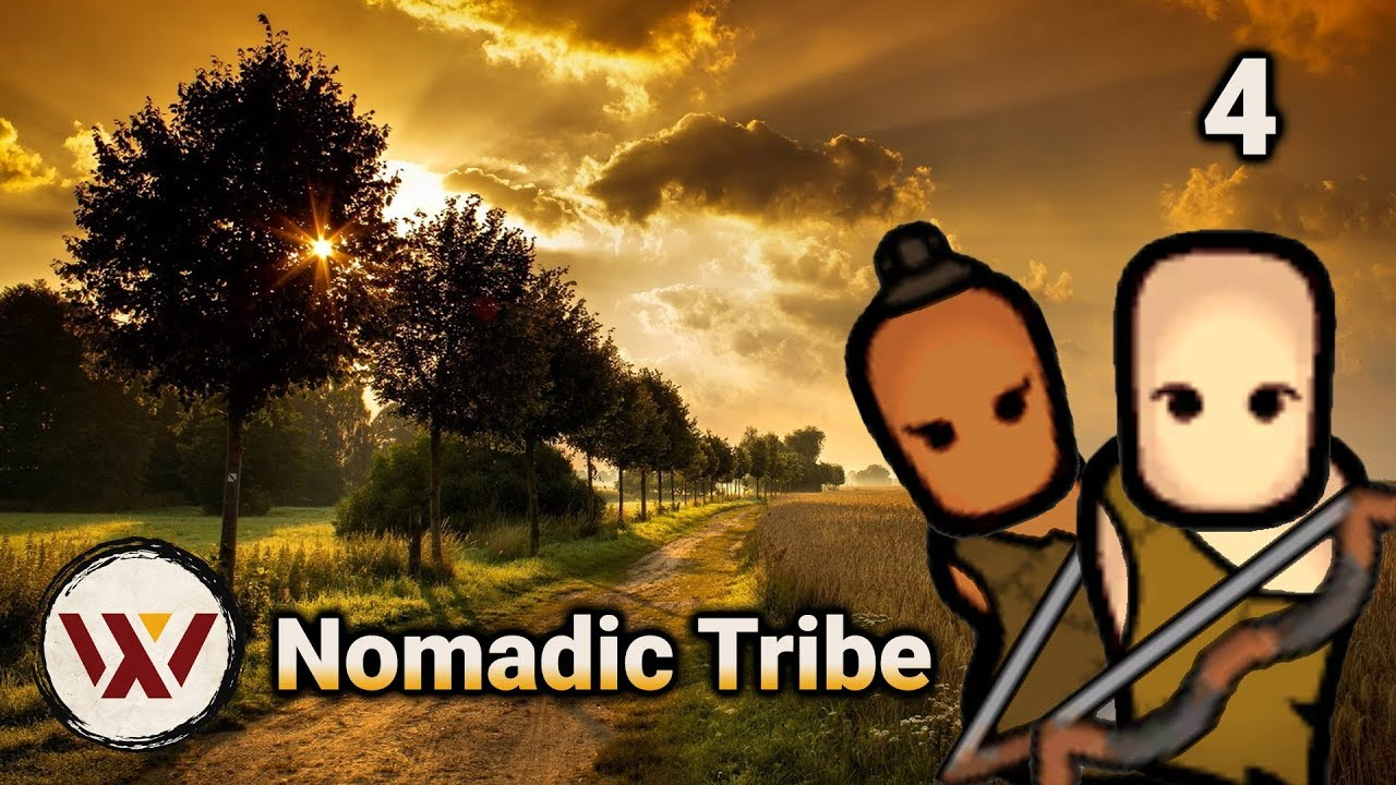 Not Even Winter Yet! Nomadic Tribe #4 - Rimworld 1 0