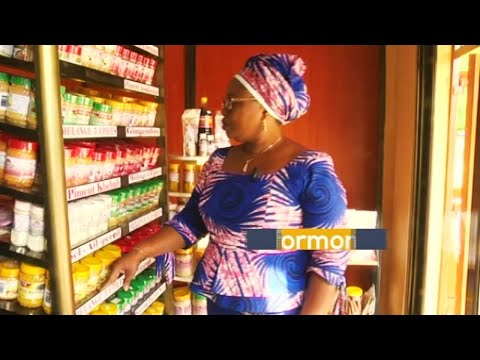 MON ENTREPRISE - Togo : Lawson Philomène Anika - Productrice des épices PHILAB