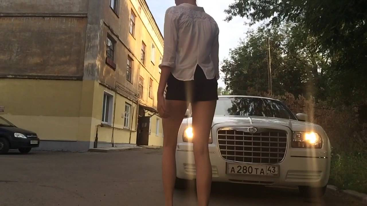 Video with young model Dasha Zaitceva. 08 | 2016