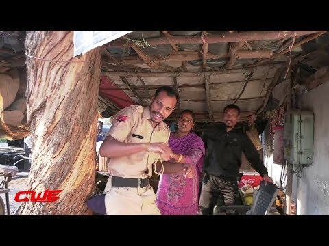 CWE | Aunty kicked out Singham Dubey