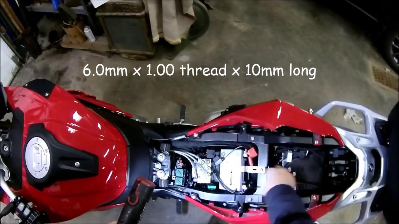 Wiring Diagram Bmw S1000xr