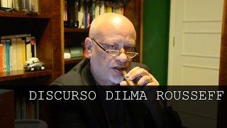 Sobre o discurso da Dilma - Luiz Felipe Pondé