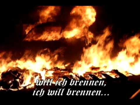 ASP - Ich will brennen