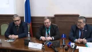 Сергей Степашин и Константин Цицин посетили с рабочим визитом Кемеровскую область