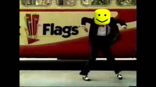 Six Flags commercial but with the Roblox Death Sound