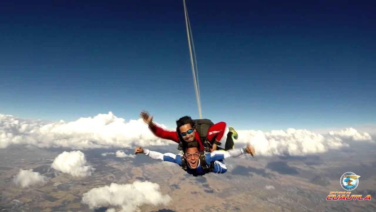 Resultado de imagen para skydive cuautla